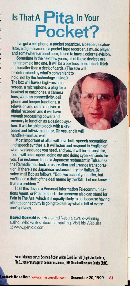 The Future of Computing  by David Gerrold.